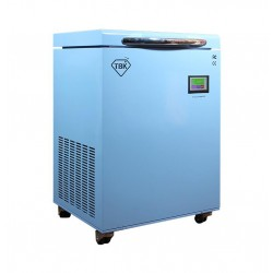 -190C 16 Inch Freezing Machine Instruments LCD Touch Screen Separating Machine Frozen Separator TBK-588