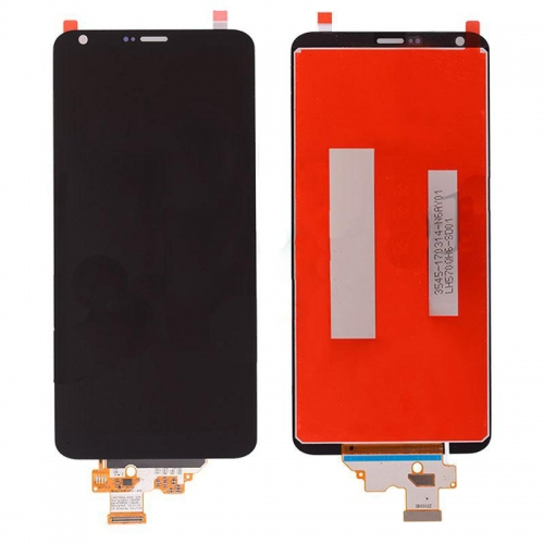 LCD with Digitizer Assembly  for LG G6 Black Origi...