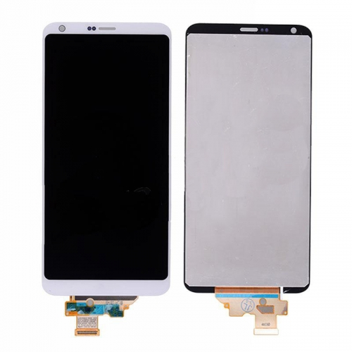 LCD with Digitizer Assembly  for LG G6 White Origi...