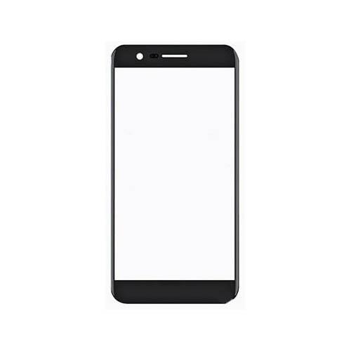 Glass Lens for LG K10 2017 Black