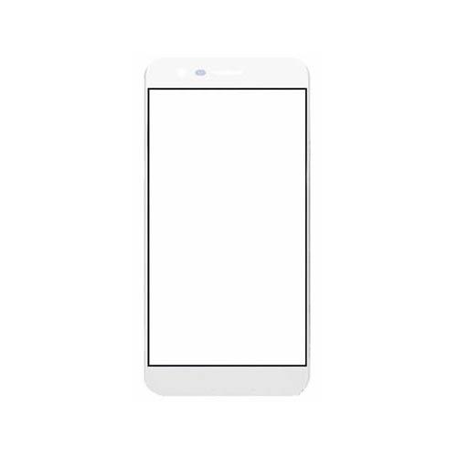 Glass Lens for LG K10 2017 White