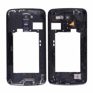 Middle Frame for LG K10 Black Single Card Version