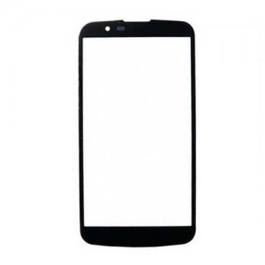 Front Glass for LG K10 Black