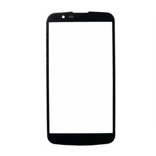 Front Glass for LG K10 Black