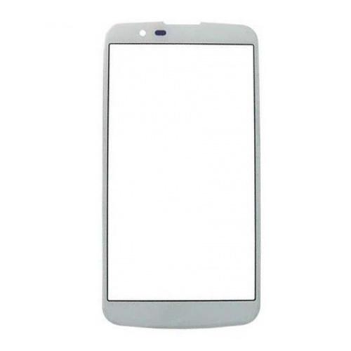 Front Glass for LG K10 White
