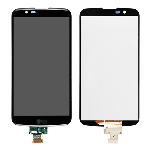 LCD with Digitizer Assembly for LG K10 Black Origi...