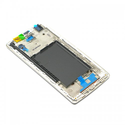 Front Housing for LG G Stylo LS770 Silver