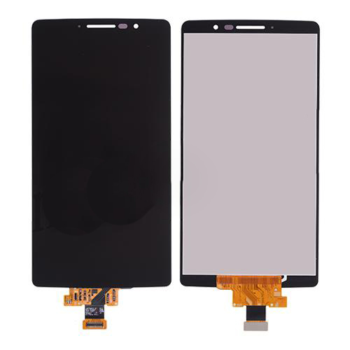 Screen Replacement for LG G Stylo LS770 Black (Sma...