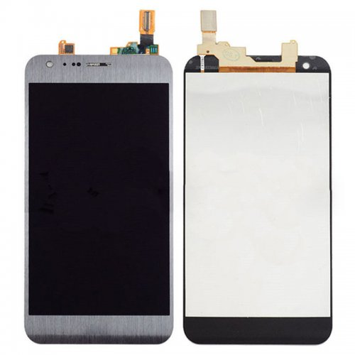 Screen Replacement for LG G X Cam K580 Gray
