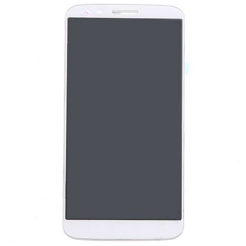 For LG G2 D800 D801 D803 LCD with Frame White Copy...