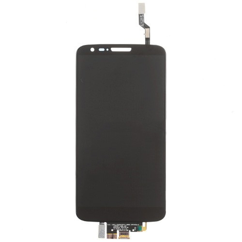 For LG G2 D800 D801 D803 LCD with Digitizer Black Copy Glass