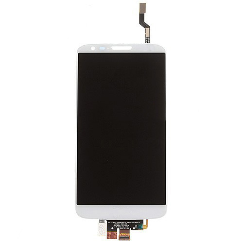 For LG G2 D800 D801 D803 LCD with Digitizer White ...