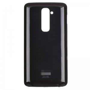 Battery Cover for LG G2 D802 Black Original