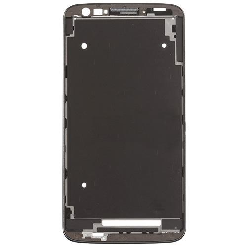 Front Frame for LG G2 D802 Black Original