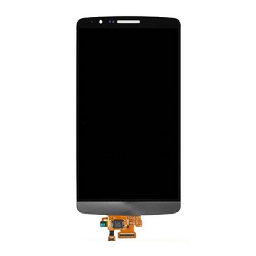 LCD with Digitizer for LG G3/D855 Grey High Copy