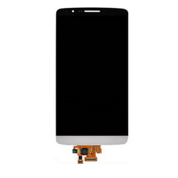 LCD with Digitizer for LG G3/D855 White High Copy