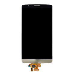 LCD with Digitizer for LG G3/D855 Gold High Copy