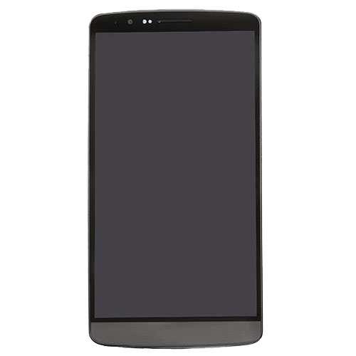 LCD with Frame for LG G3/D855 Grey High Copy