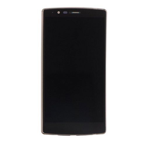 LCD with Frame for LG G4 H815 Black Original