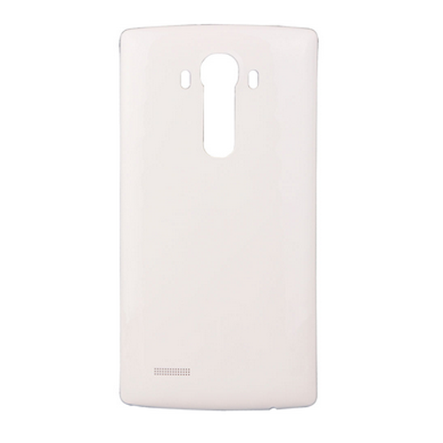 Battery Cover for LG G4 White Original