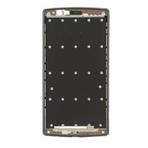 Front Frame for LG G4 Black Original