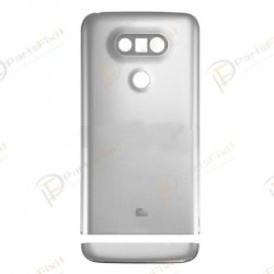 Back Housing with Bottom Cover for LG G5 H850 H840 Silver
