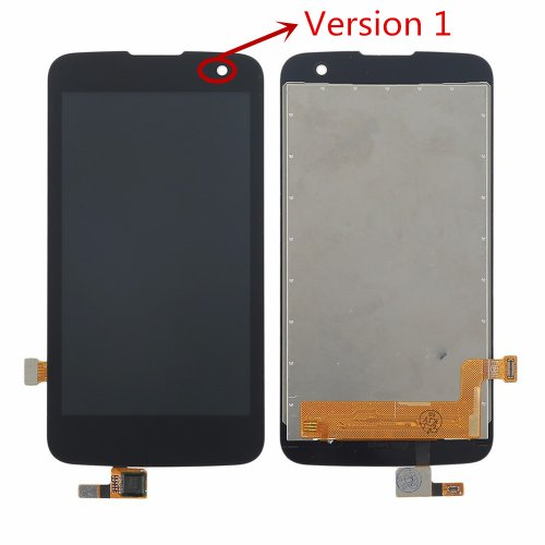 Screen Replacement for LG K4 Black(Version 1)