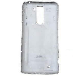 Battery Door With LG Logo for LG K7 White