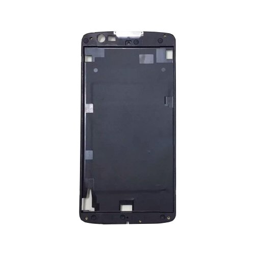 Front Housing for LG K7 Black