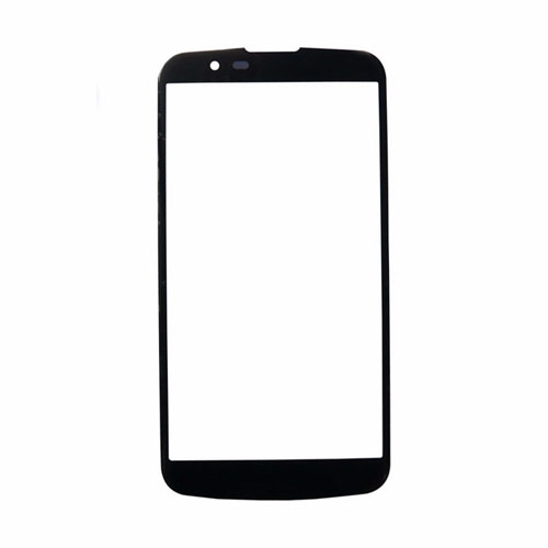 Glass Lens for LG K7 Black Left Hole