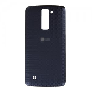 For LG K8 Battery Cover Blue