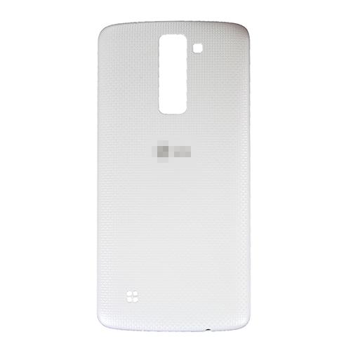For LG K8 Battery Cover White