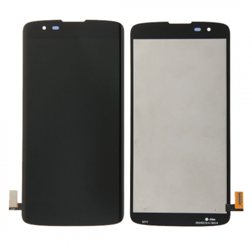 For LG K8 K350N LCD with Digitizer Assembly Black