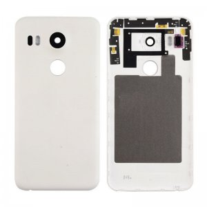 Battery Door for LG Nexus 5X White Ori