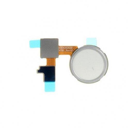 Fingerprint Sensor Flex Cable for LG Nexus 5X Whit...