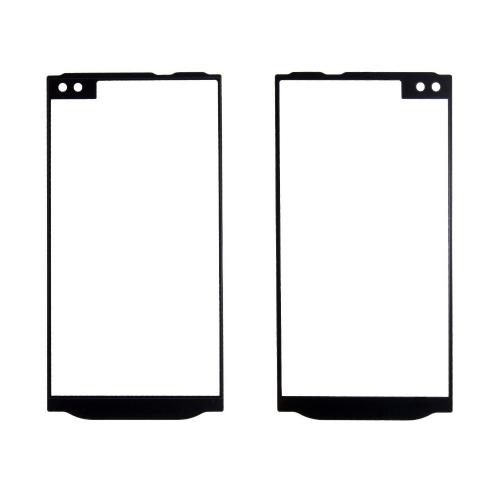 Front Glass Lens for LG V10 Black