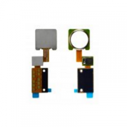 Home Button Flex Cable and Sensor Cable for LG V10 White
