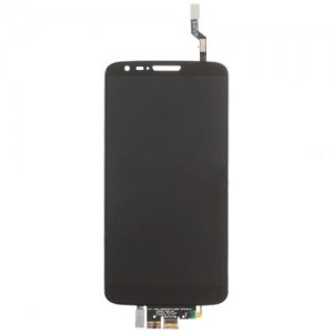 For LG G2 D802 LCD Screen with Digitizer  Black
