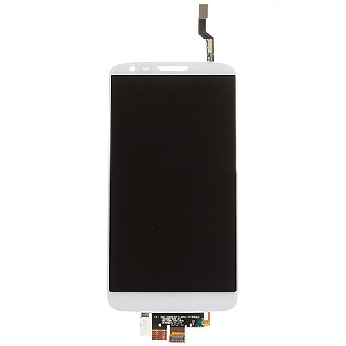 For LG G2 D802 LCD Screen with Digitizer  White