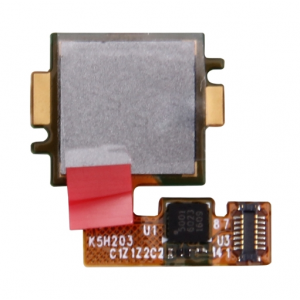 Fingerprint Sensor Flex Cable for Lenovo K4 Note Gray