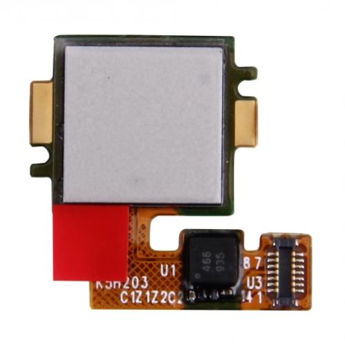 Fingerprint Sensor Flex Cable for Lenovo K4 Note Silver