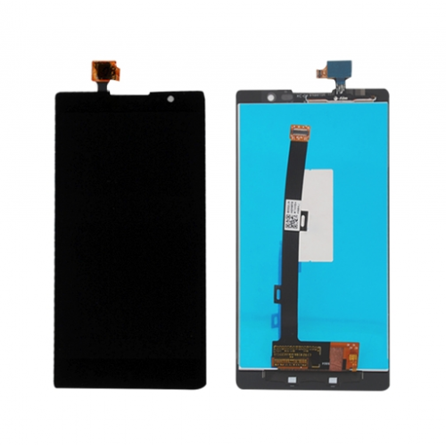 LCD with Digitizer Assembly for Lenovo K80 / K80M Black