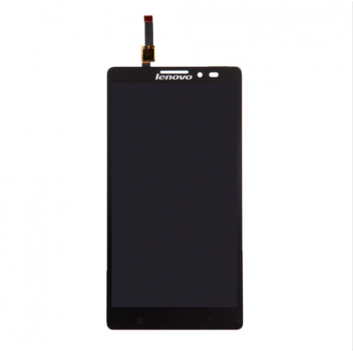 LCD with Digitizer Assembly for Lenovo K910 Black