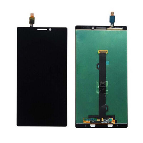 LCD with Digitizer Assembly for Lenovo K920 Black
