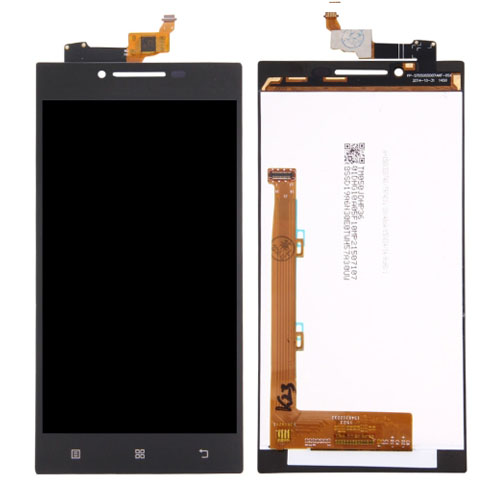 LCD with Digitizer Assembly for Lenovo P70 Black