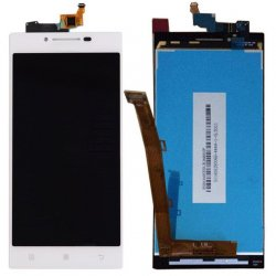 LCD with Digitizer Assembly for Lenovo P70 White