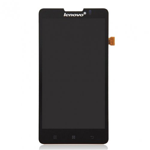 For Lenovo P780 LCD Display Touch Screen Digitizer Assembly