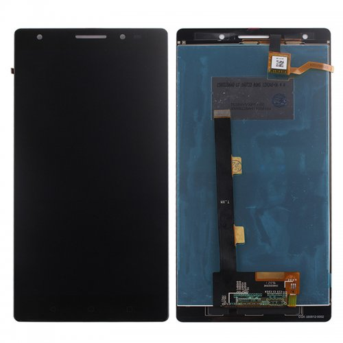 LCD with Digitizer Assembly for Lenovo Phab 2 Plus Black