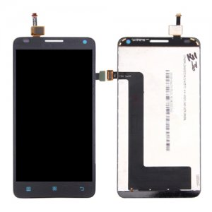 LCD with Digitizer Assembly for Lenovo S580 Black