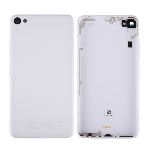 Battery  Cover for Lenovo S60 White